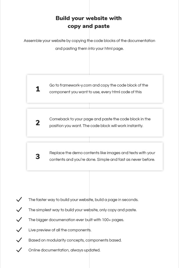 Structura - One Page Multipurpose Minimal Template - 4