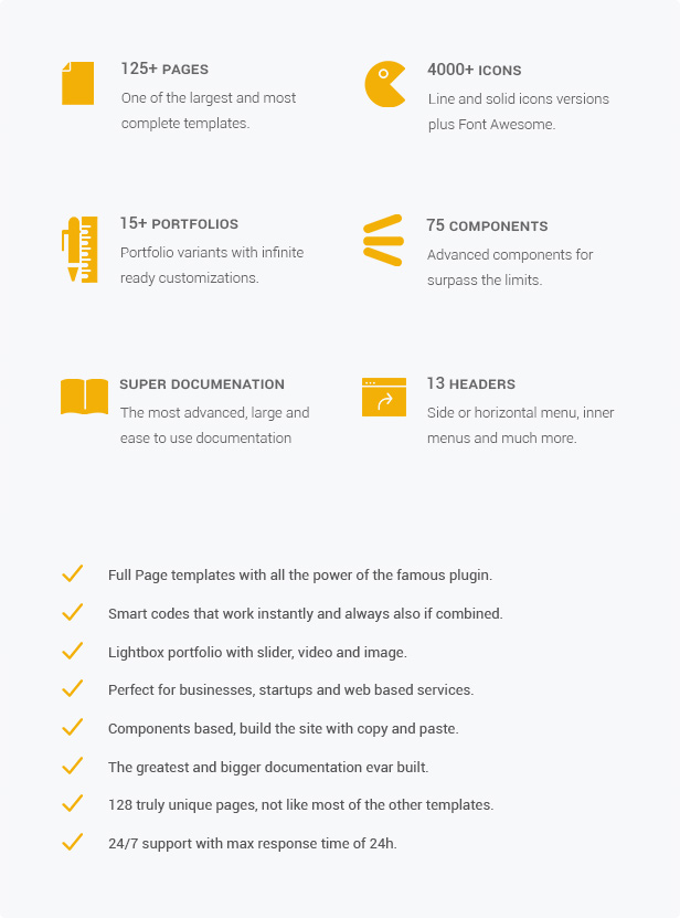 Yellow Business - Construction Template - 3