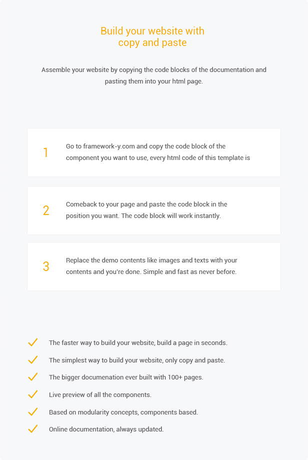 Yellow Business - Construction Template - 4